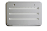Atwood Refrigerator Side Vent 13001 (white)