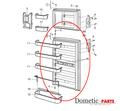 Dometic Refrigerator Door- Right 3850538020