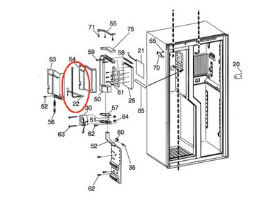 Sub Zero 550 Wiring Diagram Sub Zero 550 Thermostat Wiring
