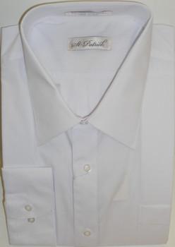 Men's Classic Dress Shirt - White