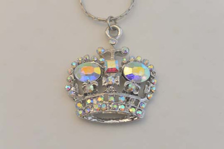 Juicy Crown Necklace