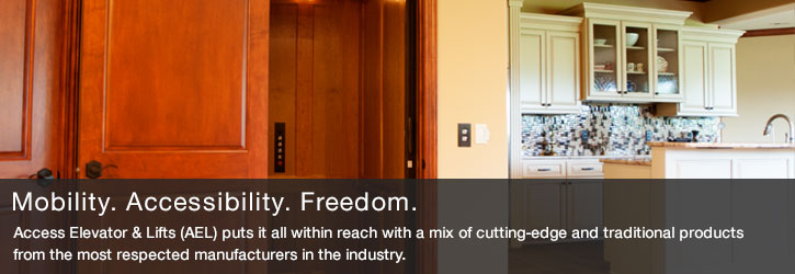 Access Elevator & Lifts (AEL) puts it all within reach with a mix of cutting-edge and traditional products from the most respected manufacturers in the industry.