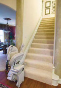 Bruno Electra-Ride Elite - Battery Operated Stair Lift