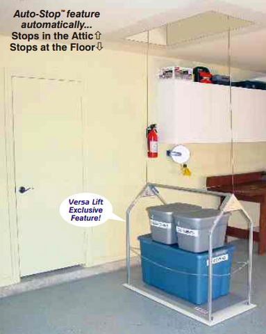 Versa Lift Residential Material Lift
