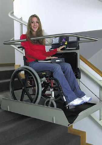 Garaventa Artira - Wheelchair Lift