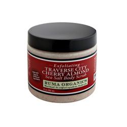 Traverse City Cherry Almond Exfoliating Body Scrub