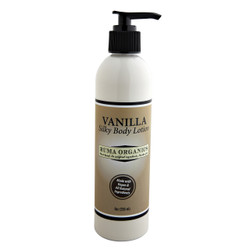 Vanilla Silky Body Lotion