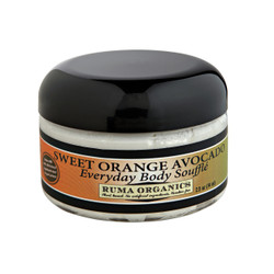 Sweet Orange Avocado Everyday Body Soufflé