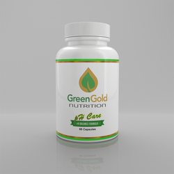 Green Gold Nutrition's pH Care capsules offer a simple answer to the complex process for managing the acid/alkaline balance of the human body.