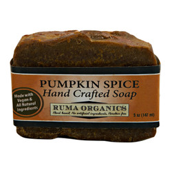 Pumpkin Spice Hand Crafted Soap