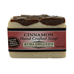 Cinnamon Hand Crafted Soap