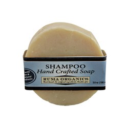 Shampoo Hand Crafted Soap