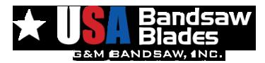USA Band Saw Blades