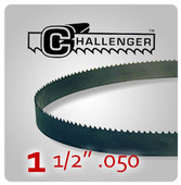 "1 1/2"" .050 - Challenger Structural Bi-Metal Band Saw Blades"