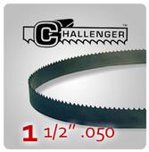 "1 1/2"" .050 - Challenger Structural Bi-Metal Band Saw Blades"