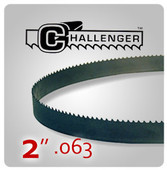 "2"" .063 - Challenger Structural Bi-Metal Band Saw Blades"
