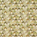 Kasmir Fabric Burwick Grove Amber 1402 100% Cotton USA 15,000 Wyzenbeek Double Rubs H: 13 4/8 inches, V:12 5/8 inches 54 - My Fabric Connection - Kasmir