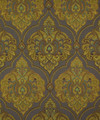 """Barrow Industries Fabric Artifact Quartz M8982 12CL03 Color Series Gree 68% RAYON (S) 32% POLYESTER (F) China - H: 13-1/2"""" V: 8-3/4"""" 375 inches minimum (See sample for specs) - My Fabric Connection - Barrow Industries"""