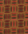 """Barrow Industries Fabric Brodie Lava M7806 2732 Modern Living 52% RAYON 48% POLYESTER China - H: 13-1/2"""" V: 6-3/4"""" 870 inches minimum (See sample for specs) - My Fabric Connection - Barrow Industries"""