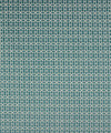 """Barrow Industries Fabric Burbank Turquoise M9712 1569 Transitional Trends Vol 1 100% POLYESTER China - H: 1.2"""" V: 0.65"""" 915 inches minimum (See sample for specs) - My Fabric Connection - Barrow Industries"""