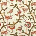 Swavelle Millcreek Crazy Ol Bird Sunrise Animal Bird Fabric