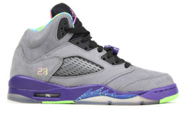AIR JORDAN 5 RETRO GS BEL AIR (SIZE 6Y)