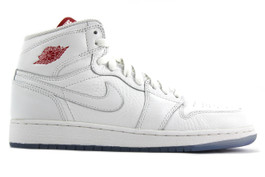 AIR JORDAN 1 HIGH OG (GS) THE PERFECT PAIR WHITE 2014