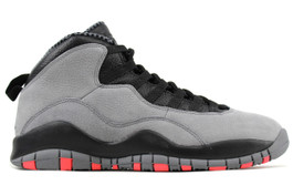 AIR JORDAN 10 RETRO INFRARED 2014 (SIZE 11)