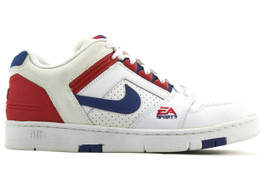 AIR FORCE II (2) LOW EA SPORTS SAMPLE