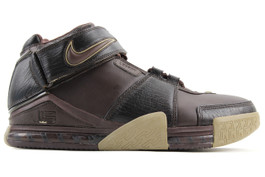 NIKE LEBRON 2 WOOD GRAIN SAMPLE