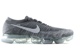 NIKE AIR VAPORMAX FLYKNIT WOLF GREY