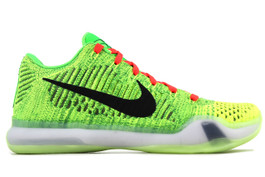KOBE X ELITE LOW ID GRINCH (SIZE 13)