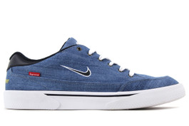 NIKE SB GTS QS BLUE DENIM SUPREME