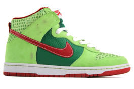 NIKE DUNK HIGH PRO SB DR FEEL GOOD (SIZE 7)