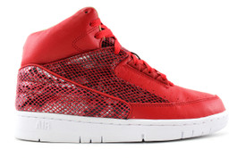 NIKE AIR PYTHON LUX SP RED (SIZE 7.5)