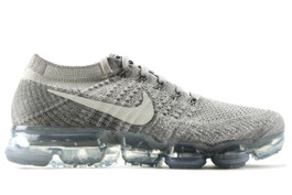 WMNS NIKE AIR VAPORMAX FLYKNIT PALE GREY