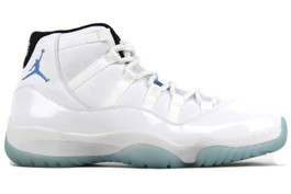 AIR JORDAN 11 RETRO  LEGEND BLUE  2014