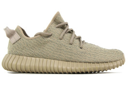 YEEZY BOOST 350 OXFORD TAN (SIZE 10)
