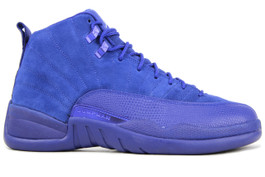AIR JORDAN 12 RETRO ROYAL BLUE - (SIZE 11)
