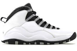 AIR JORDAN 10 RETRO STEEL 2013   (SIZE 11)