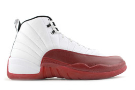 AIR JORDAN 12 RETRO CHERRY 2009 (SIZE 10)