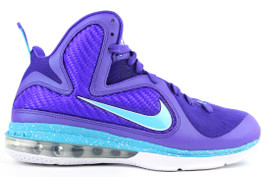 LEBRON 9 HORNETS SUMMIT LAKE