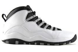 AIR JORDAN 10 RETRO STEEL 2005 (SIZE 10.5)