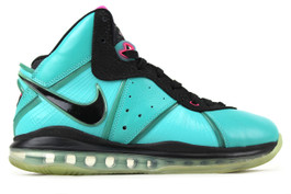 LEBRON 8 RETRO SOUTH BEACH (SIZE 8)