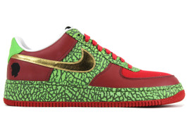 AIR FORCE 1 LOW SUPREME I/0 QUESTLOVE (SIZE 8)