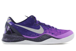 KOBE 8 SYSTEM COURT PURPLE (SIZE 10.5)