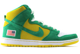 NIKE DUNK HIGH PRO SB OAKLAND ATHLETICS (SIZE 11.5)