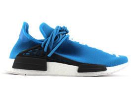 PW HUMAN RACE NMD BLUE (WORN ONCE)