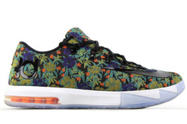 KD VI EXT QS FLORAL  (PRE-OWNED) (SIZE 7.5)