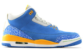 AIR JORDAN 3 LS DO THE RIGHT THING (SIZE 11)
